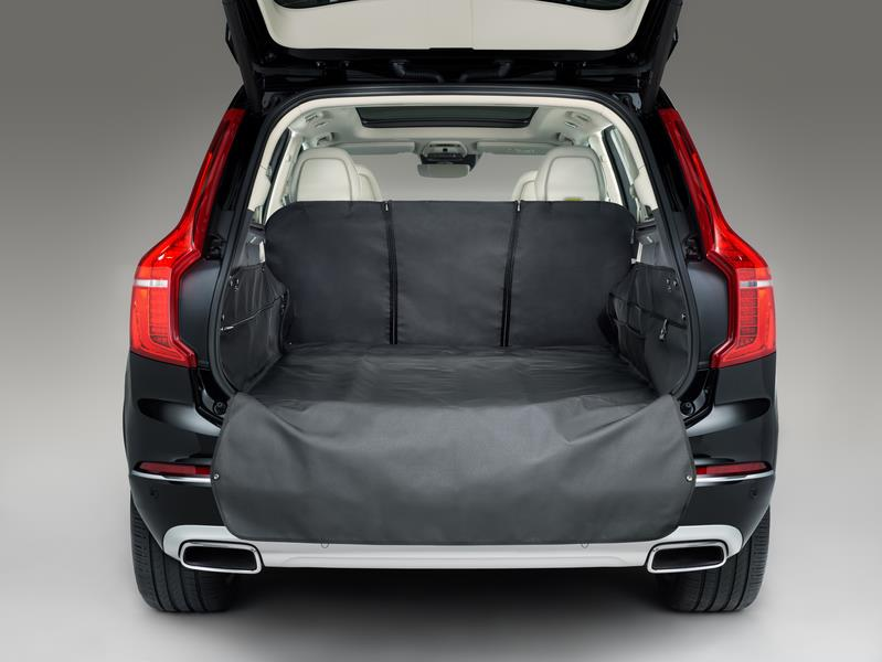 Diagram Dirt cover, load compartment, fully covering. Excl. CN for your Volvo XC90