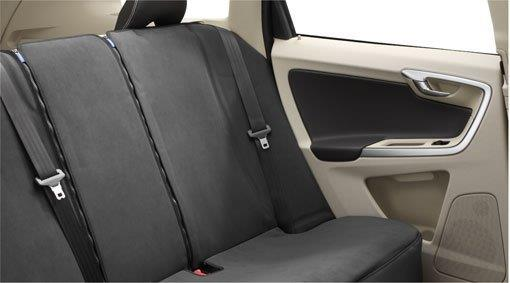 Diagram Rear seat guard. Excl. CN for your Volvo XC60